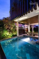 Cho thuê biệt thự đơn lập có hồ bơi phú mỹ hưng - nhà rất đẹp