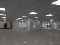 Cho thuê 1000m2 mặt bằng văn phòng giá rẻ tại tòa nhà pvv 60b nguyễn huy tưởng