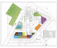 Shophouse the pegasuite, dt 278 - 730m2, sở hữu lâu dài, ký hđ 35%, góp 2%/  tháng. lh 0901 827 857