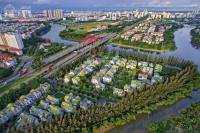 Cần bán biệt thự đơn sadeco ông lớn, gần phú mỹ hưng diện tích lớn, view sông.