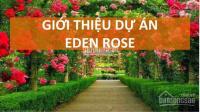 Mở đường 30m ra kim giang bán đợt 1 shophouse the eden rose, cơ hội đầu tư tốt nhất 2017. gọi ngay
