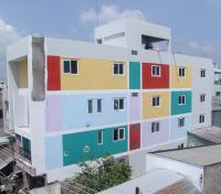 bán nhà có 10 căn hộ đang kinh doanh lãi cao tại long xuyên