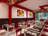 Chính chủ cần chuyển nhượng toàn bộ nhà hàng chuyên kinh doanh dv ăn uống cao cấp phố đỗ đức dục