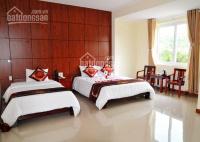 Bán khách sạn mặt tiền trần hưng đạo ngay trung tâm phú quốc 98 tỷ 2100 m2 đất
