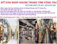 Shophouse lê hồng phong mở bán giảm giá chiết suất cao: 0933 119 443