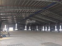 Nhà xưởng 5.200m2 kcn lê minh xuân, đất lâu dài, xưởng đẹp 2 mặt tiền