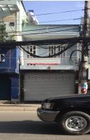 Chính chủ cần cho thuê nhà mặt tiền đường: hậu giang, quận 6. tp hồ chí minh