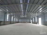 Chính chủ cho thuê kho mới xây ở hà đông. cổng vào 8m, có bảo vệ, có camera, 55000đ/m2/th
