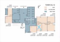Cần bán lô shop tòa c5 vinhomes d'capitale trần duy hưng 59,8 m2 9,840 tỷ