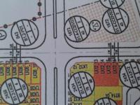 Chính chủ bán liền kề lô góc đường 25m & 17m, đối diện cổng chợ thanh hà cienco5. lh 0968.570.570