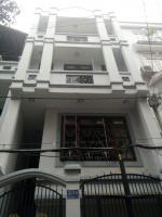 Cho thuê nhà nguyên căn, 1 trệt 3 lầu, 5 phòng rộng, hẻm 51, đường giải phóng, p.4, q.tân bình