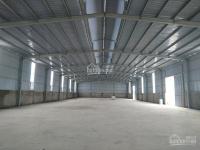 Chính chủ cho thuê kho xưởng mới xây gần ngã 3 ba la