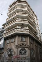 Bán khách sạn 3 sao góc 2 mt đường nguyễn trãi p bến thành dt 8,5x20m vuông vức 8 lầu cho thuê 400t