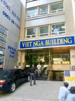 Bán tòa nhà building vp viet nga góc tôn đức thắng-lê thánh tôn