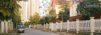 Cho thuê biệt thự đơn lập làng việt kiều châu âu 250m2 xây dựng 130m2 x3 tầng. lh. 0988.985.605