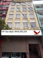 Cho thuê mặt bằng kinh doanh (tầng 1) tại MP Nguyễn Công Hoan