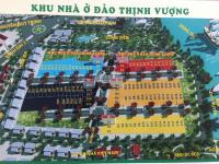 Bán gấp lô đất khu nhà ở đảo thịnh vượng, đường tam đa, q.9, diện tích: 56m2, giá: 1.1tỷ