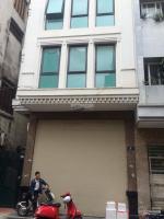Cho thuê nhà mặt phố nguyễn văn cừ, dt : 128m2 x 6 tầng, mt : 12m, giá thuê : 60tr/tháng