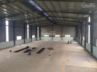 Cho thuê xưởng tại Phúc Thọ Hà Nội 1100m2 ngay mặt QL32 container đi lại tốt, điện nc đầy đủ
