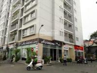 Bán căn shop thương mại tầng trệt ngay cc harmona, căn góc. dt: 91m2, phù hợp kd đa dạng