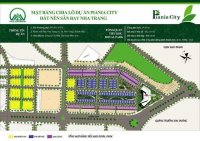 Cần sang nhượng những lô vị trí đắc địa dự án sân bay - giá chuẩn đẹp