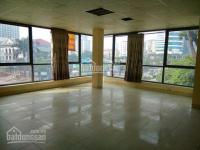Cần cho thuê  văn phòng mặt phố số 210 Trung Kính, diện tích 85 m2/tầng , văn phòng 2 mặt thoáng