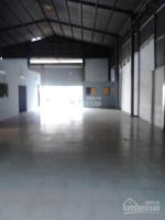 Mb kho xưởng trung tâm quận tân phú dt: 600m2 và 1000m2