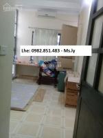 Cho thuê nhà 40m2x3 tầng ngõ phố Thiên Hiền, ô tô tải vào được, 10 triệu/th