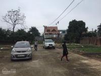Bán đất xóm nhì, vân nội đường rộng 2 ô tô tránh nhau, giá 15 triệu/m2
