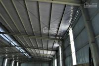 Chỉ còn 300m2 kho xưởng cho thuê tại Ba La, Hà Đông với giá 55 nghìn/m2