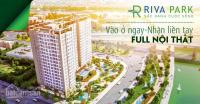 Bán căn gốc tầng cao đẹp nhất dự án riva park, tặng full bếp + ck thêm 500tr/căn, lh 0901 454 494