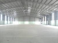Cho thuê 3.600m2 kho xưởng mới quy chuẩn, có điện 3 pha, xe container ra vào khu ngũ hiệp, đông mỹ