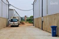 Cho thuê kho xưởng giá tốt khu vực Hà Đông