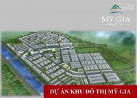 Đất nền giá rẻ Nha Trang - 1 tỷ 600 - Lô số 34 - LK5 - 13 gói số 5 - Thái Hưng, khu đô thị Mỹ Gia