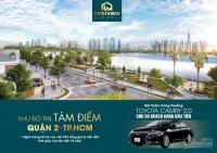 Bán đất quận 2 riverview city - mua đất tặng xe ô tô toyota camry 2.0 g