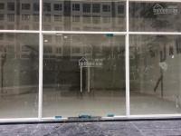 Cho thuê 2 căn shophouse sky center liền nhau, vị trí trung tâm của tòa nhà và tttm vincom