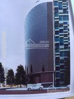 Cho thuê tòa nhà phố trần thái tông 120m/7 tầng+ cái hầm+ thang máy mt 7,5m giá 100tr/tháng