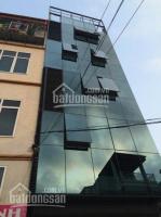 Cho thuê nhà mặt phố khu đào tấn quan hoa 85m xây 5,5 tầng mt 5m,thang máy giá 46tr/tháng
