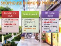 Mở bán căn hộ shophouse prosper quận 12. giá chỉ từ 3 tỷ, hỗ trợ vay ls 0%
