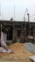 Cần bán cái nhà xưởng đang xây dựng đúc 1 lầu đường trung đông 6, dt 10x30m, bán 4 tỷ 5 tl