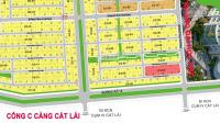 Bán đất sổ đỏ cá nhân, khu c308, dt 7x20m, hướng đông nam, xây dựng tự do, giá 32 triệu/m2