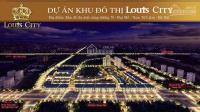 Chủ đầu tư mở bán dự án liền kề, shophouse louis city, lh: 0966670008 - 0948652009 mrs hương