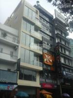 Cho thuê tòa nhà mặt tiền 600m2 số 51 đường hai bà trưng, quận 1