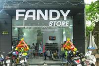 Cho thuê gấp cửa hàng kinh doanh mặt phố Hoàng Cầu 80m2, 14tr/th