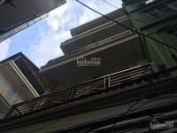 Cho thuê nhà 5 tầng trong ngõ 381 nguyễn khang rộng 110m2 x 5 tầng, gara dể 4 ô tô, giá 30 tr/th