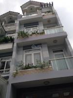 Cho thuê nhà đường nguyễn văn đậu dt: 4,5x14m nhà 1 trệt, 2 lầu, giá 20tr/tháng