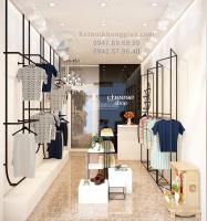 Chuyển nhượng gấp cửa hàng Quần Áo thời trang tại 286 Thượng Đình, MT 4m, DT 18m2. giá 30tr. đủ đồ
