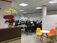 Chính chủ cho thuê văn phòng đẹp tại 32/133 thái hà, giá tốt nhất quận đống đa. dt 70m giá chỉ 11tr