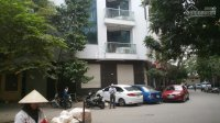 Cho thuê nhà ở khu đô thị trung yên nhà 5t. diện tích 80m2 mặt tiền 13m, 3 mặt tiền, giá chỉ 42tr