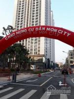Cần cho thuê chung cư mon city trước tết. mon city đã vào ở được 15 ngày, 0972075383